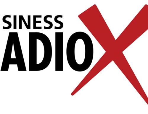 Listen to Patrick O' Rourke on Business Radio X